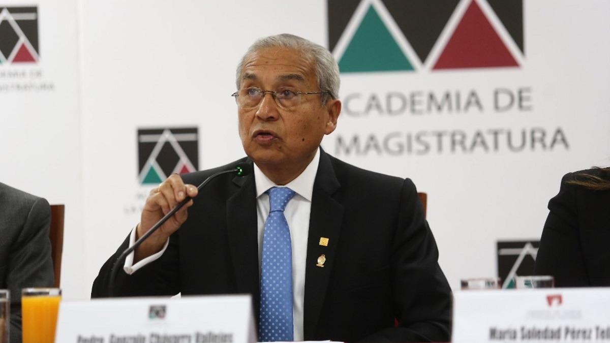 Declaran procedente denuncia constitucional contra Pedro Chávarry.