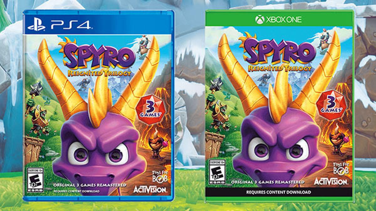 Una trilogía de sólo un juego.