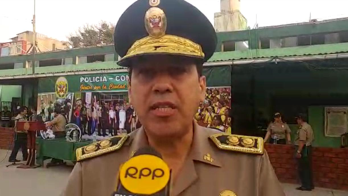 Jefe de la II Macroregión Policial