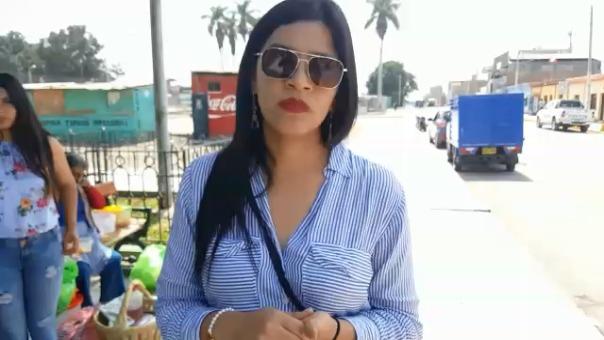 Periodista denunció agresión por parte de hombres armados en protestas de Tumán.