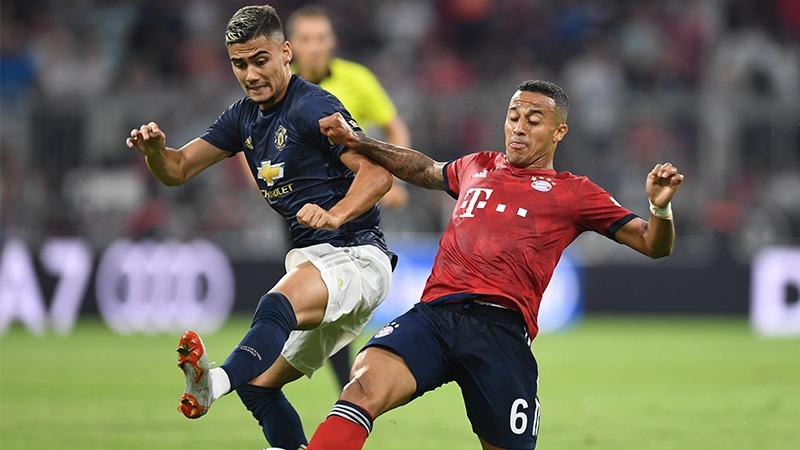 Bayern Múnich derrotó 1-0 a Manchester United,