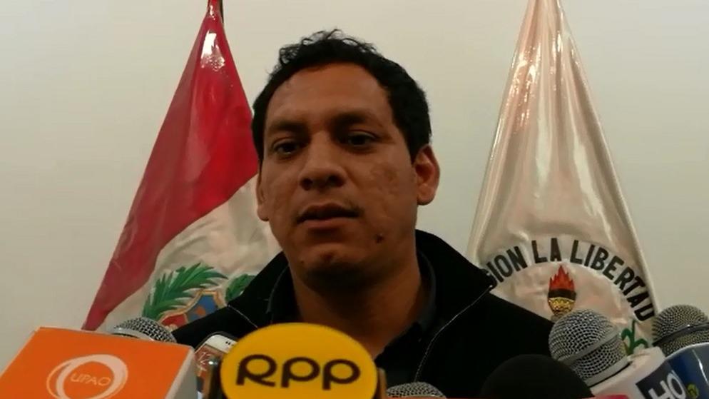 Gobernador Luis Valdez señaló que dinero recién fue transferido el 20 de julio.