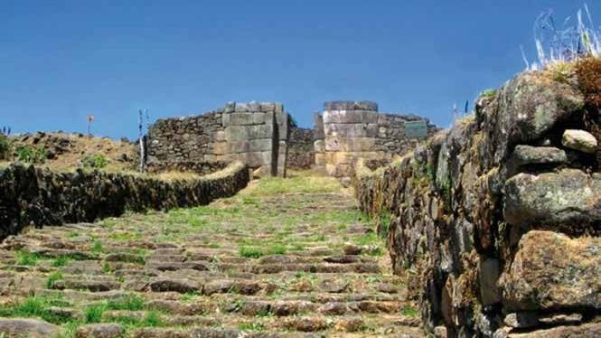 El Complejo Arqueológico del cerro Huasochugo es uno de los más hermosos de la sierra liberteña.