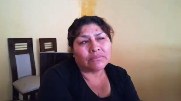 Madre pide investigar muerte de su hijo en Ayacucho.