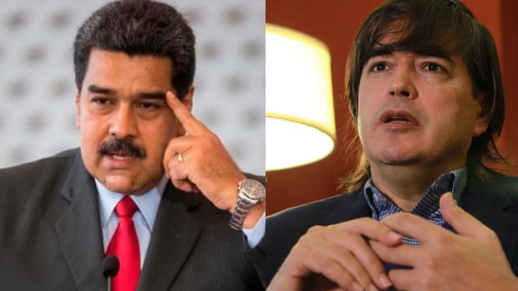 Mensaje de Nicolás Maduro en contra de Jaime Bayly.
