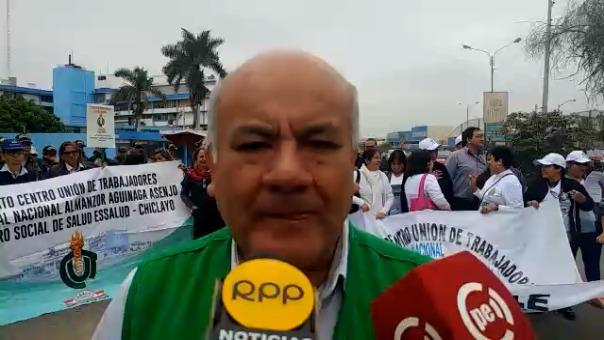Dirigente piden que gobierno atienda sus demandas.