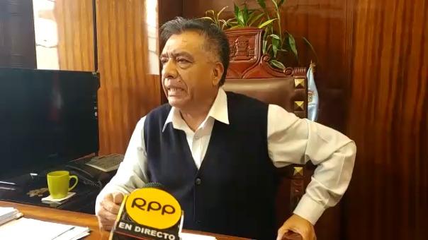 Alcalde de Chiclayo sostuvo que los espacios públicos que no se lograron recuperar es porque se encuentran judicializados.