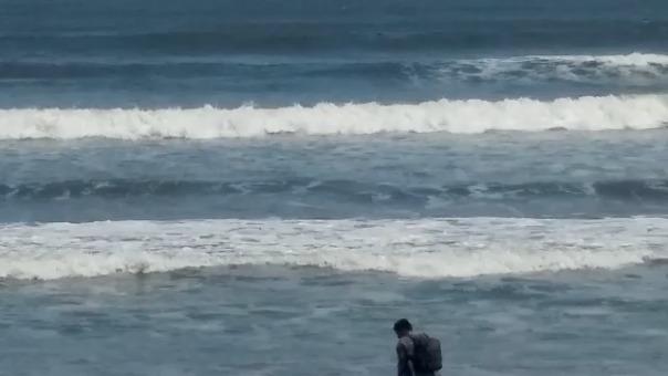 La disposición dada fue para proteger la vida de los pescadores y bañistas