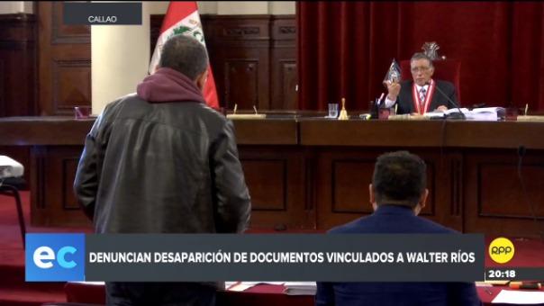 La nueva titular de dicha institución judicial del Callao denunció que los documentos no han sido encontrados, mientras que el resto fueron derivados a las autoridades competentes.
