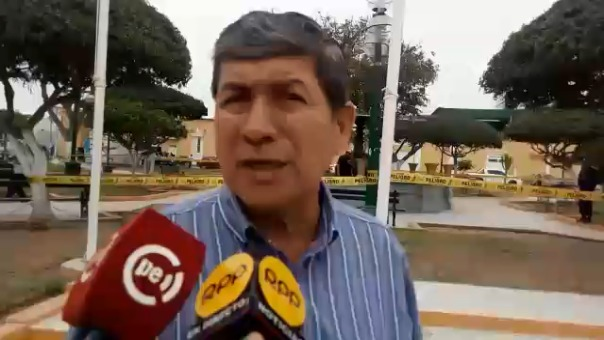 Jefe de la División de Turismo de la municipalidad de Ferreñafe, Carlos Brenis