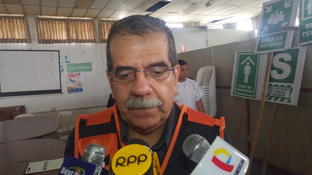 Jefe de Indeci Regional