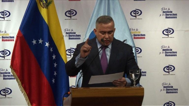 Un general venezolano detenido por