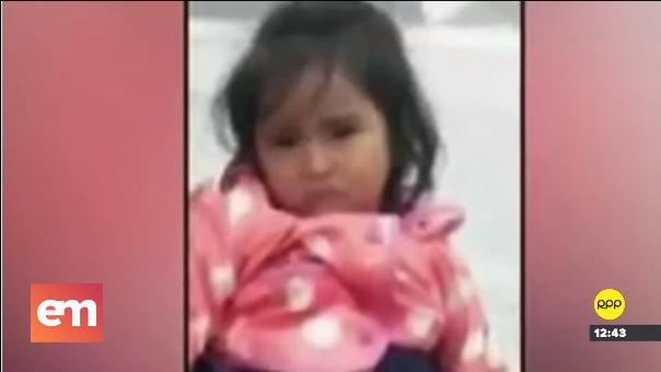Reportan desaparición de niña de dos años y 11 meses en Cerro Azul