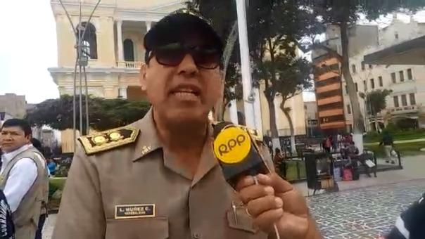 Jefe policial indicó juntas vecinales apoyan a la Policía en temas de prevención relacionados al pandillaje, drogadicción y delitos menores.