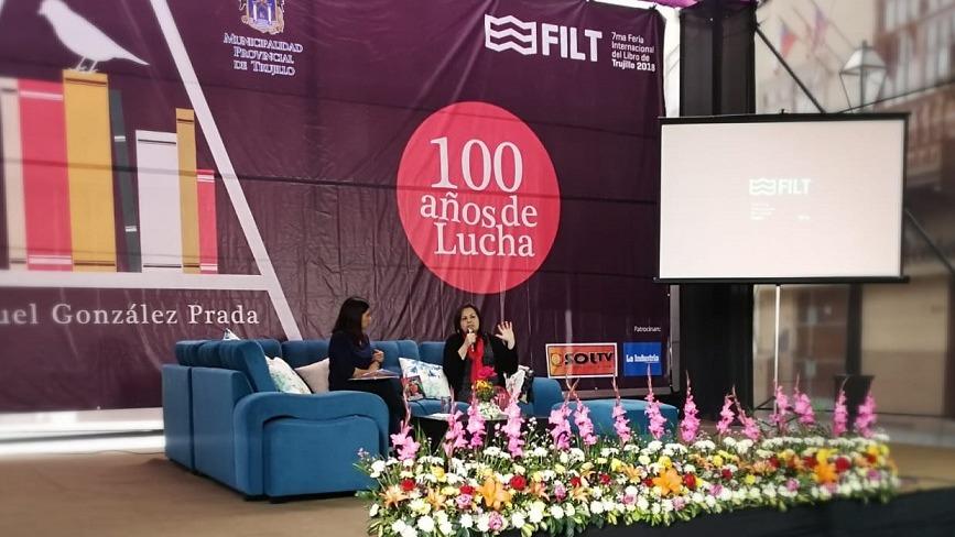 Rocío Silva Santisteban es una activista y defensora de los derechos humanos.