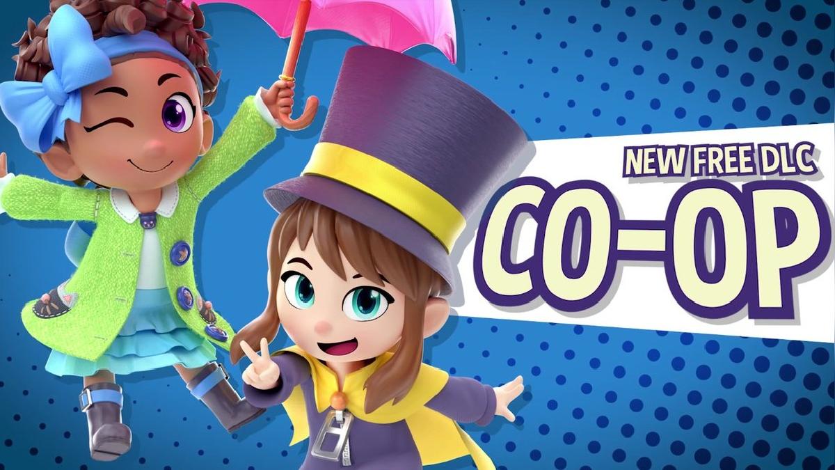 Podrás jugar todo el contenido del juego en pantalla dividida con el nuevo modo co-op.