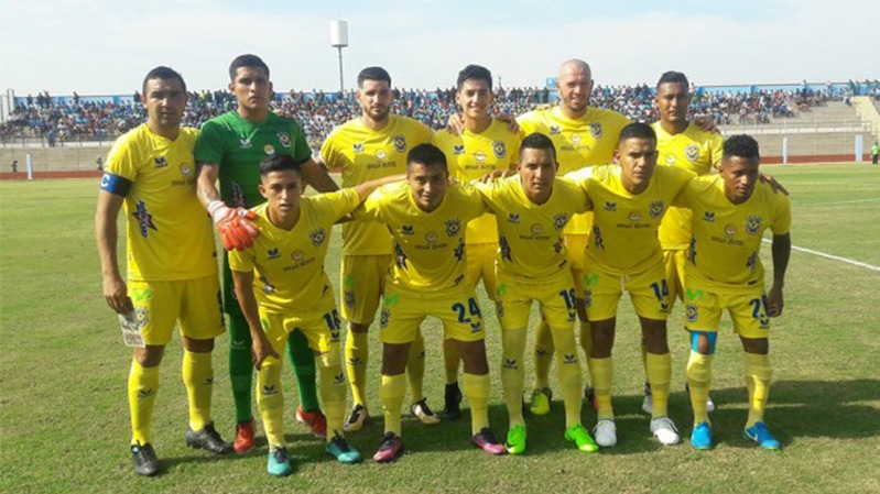 Comerciantes Unidos se encuentra en la última casilla del Torneo Apertura.
