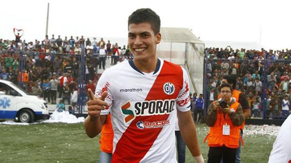 Iván Bulos regresó a Deportivo Municipal.