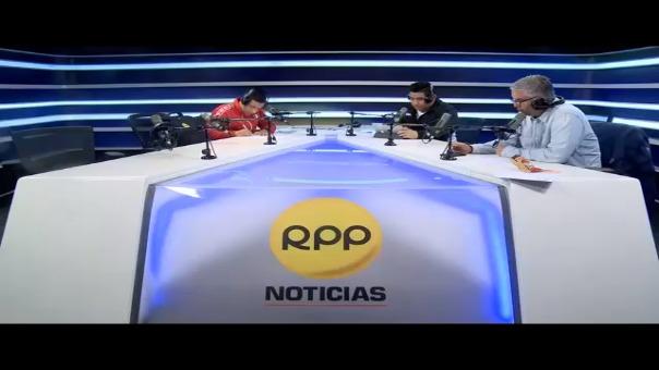 La palabra de Iván Bulos en 'Fútbol Como Cancha'.