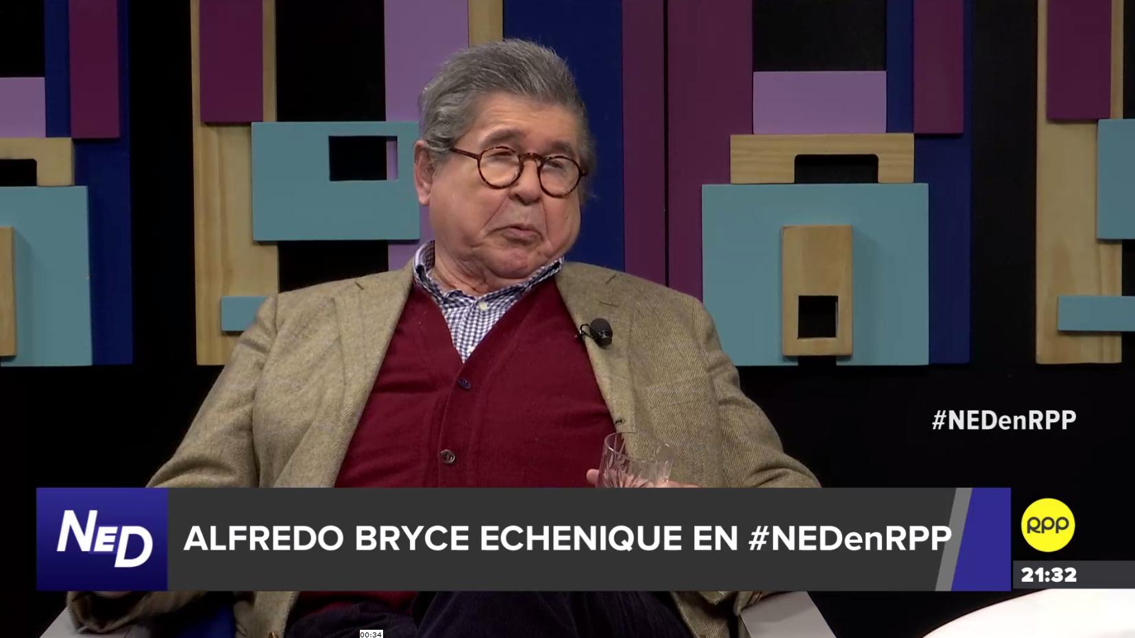 Alfredo Bryce Echenique sobre comentarios de Belmont sobre venezolanos.
