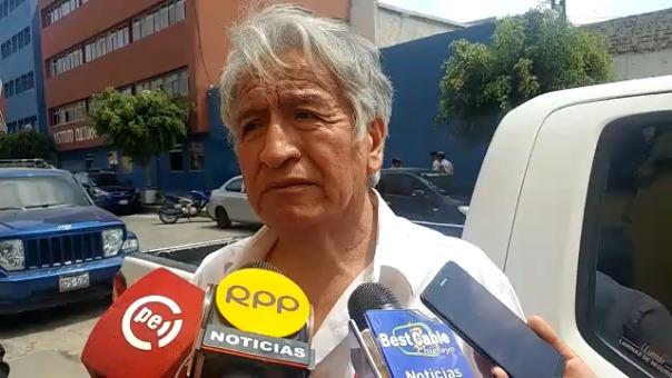 Excongresista, criticó la ineficiencia de Humberto Acuña.