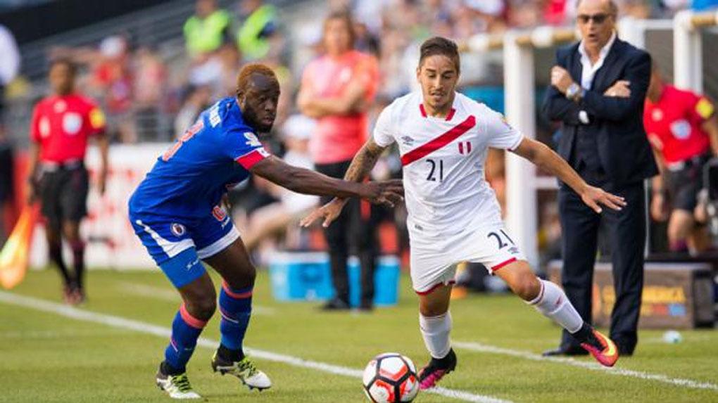 Alejandro Hohberg ya ha tenido la oportunidad de ser convocado a la Selección Peruana.