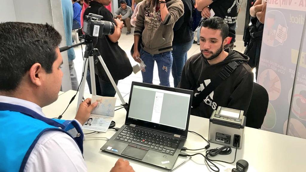 Se instaló un sistema de identificación facil en el Cebaf Tumbes.