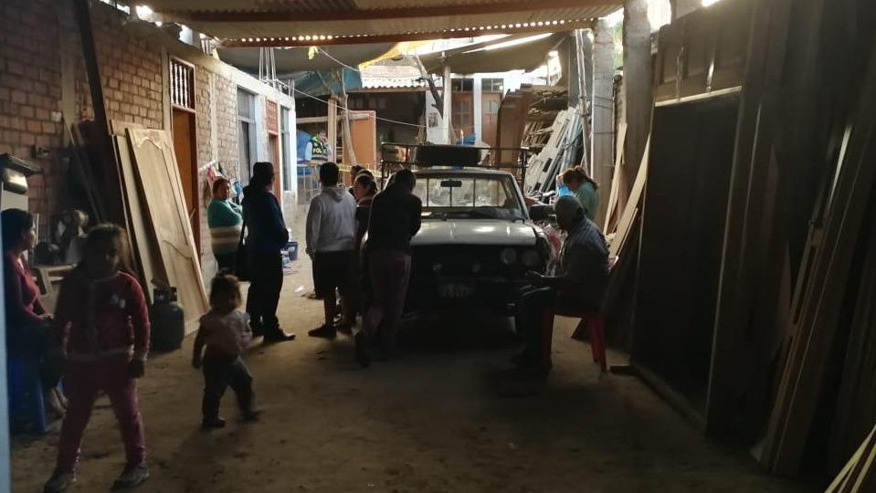 La Policía y el Ministerio Público investigan el asesinato.