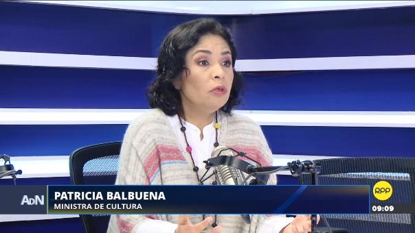 La ministra de Cultura dijo que no podían dejar pasar denuncias tan graves como las que pesan sobre Naranjo.