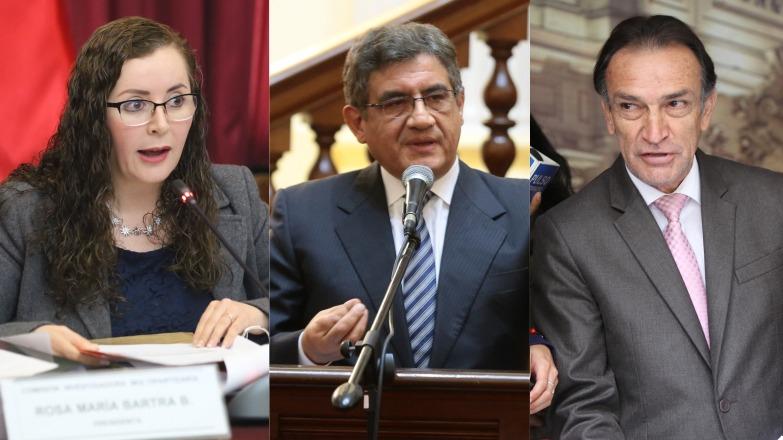 Las reacciones de los parlamentarios tras conocerse reunión entre Keiko Fujimori y el presidente Martín Vizcarra.