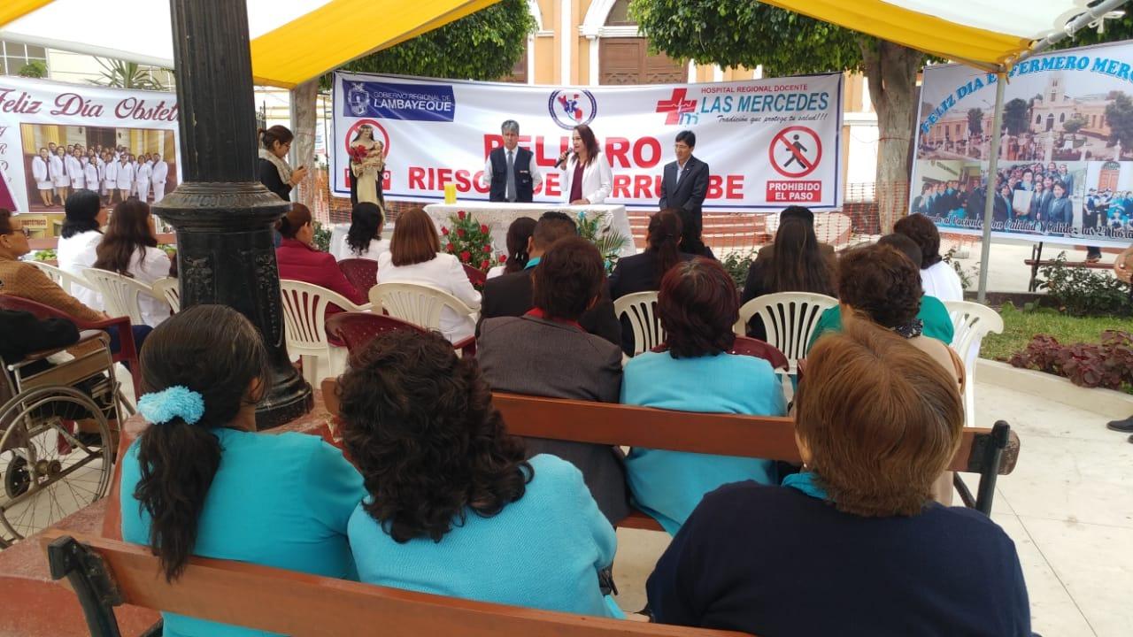 El 30 de agosto se celebra el Día de la Enfermera Peruana.