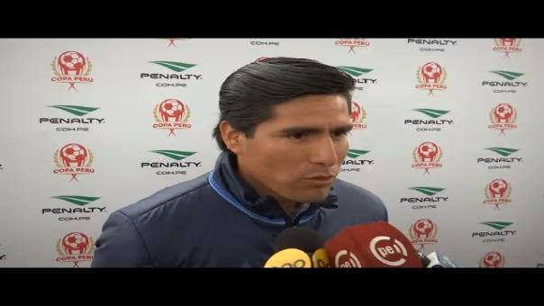 Edwin Retamoso jugó en Real Garcilaso y la Selección Peruana.