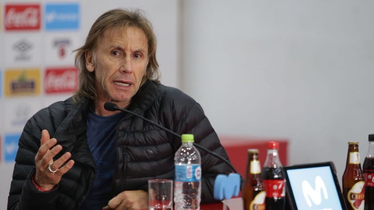 Ricardo Gareca llegó a la Selección Peruana en marzo del 2015.