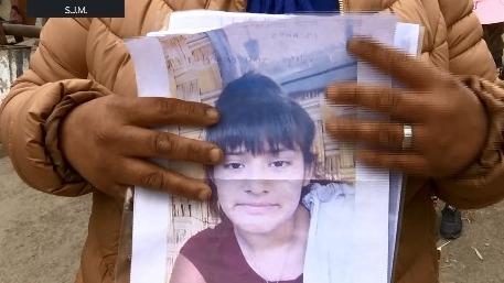 La familia pidió ayuda a través de RPP Noticias para la ubicación de la menor.