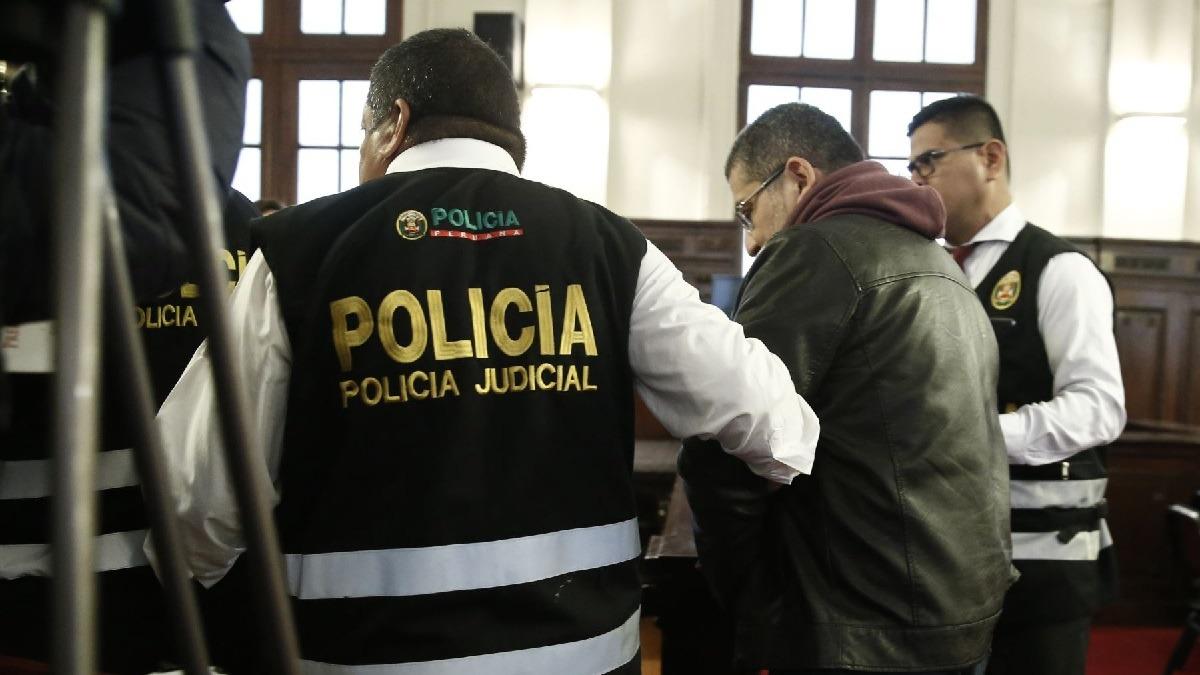 Walter Ríos, hoy detenido, es presunto integrante de 'Los Cuellos Blancos del Puerto'.