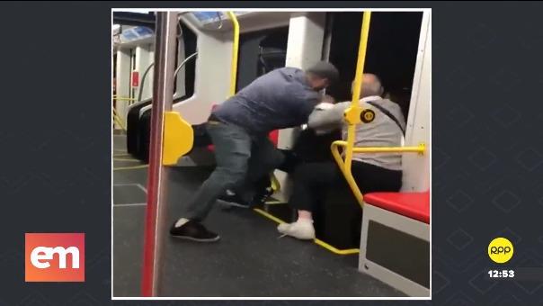Video se volvió viral en las redes sociales.