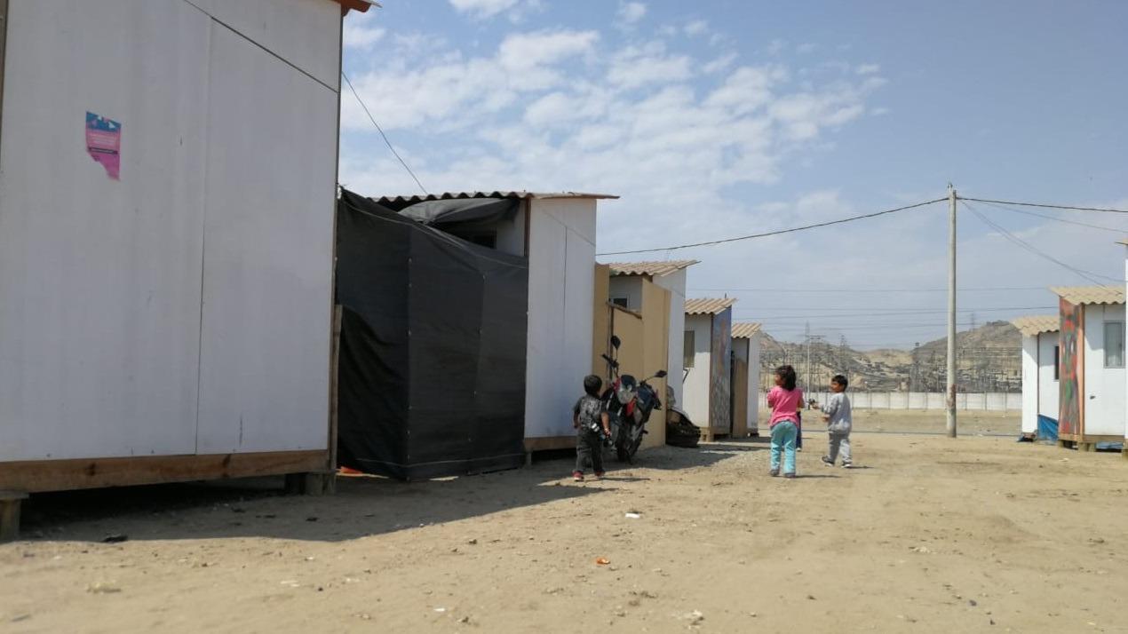 Moradoras exigen su traspaso definitivo al terreno donado por la municipalidad.