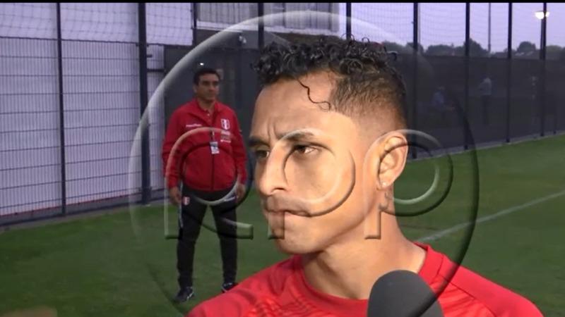 Yoshimar Yotún se sumó a los entrenamientos de la Selección Peruana en Ámsterdam.