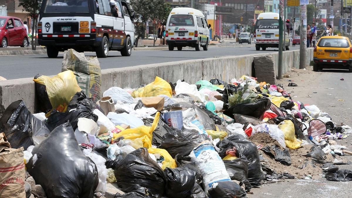 98d553ec36e2 Perú produce 23 mil toneladas diarias de basura  la alarmante gestión de  residuos sólidos.