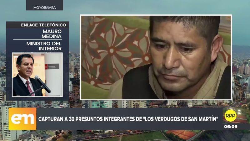 El cabecilla de la banda, Segundo José Quispe Pérez, alias 'Cojo Quispe' o 'Pelao Quispe', fue detenido en la megaoperación.