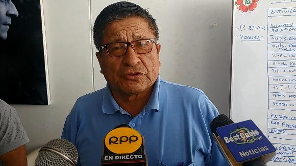 Manifestó que para venta de azúcar es necesario la autorización del Primer Juzgado Civil de Chiclayo.