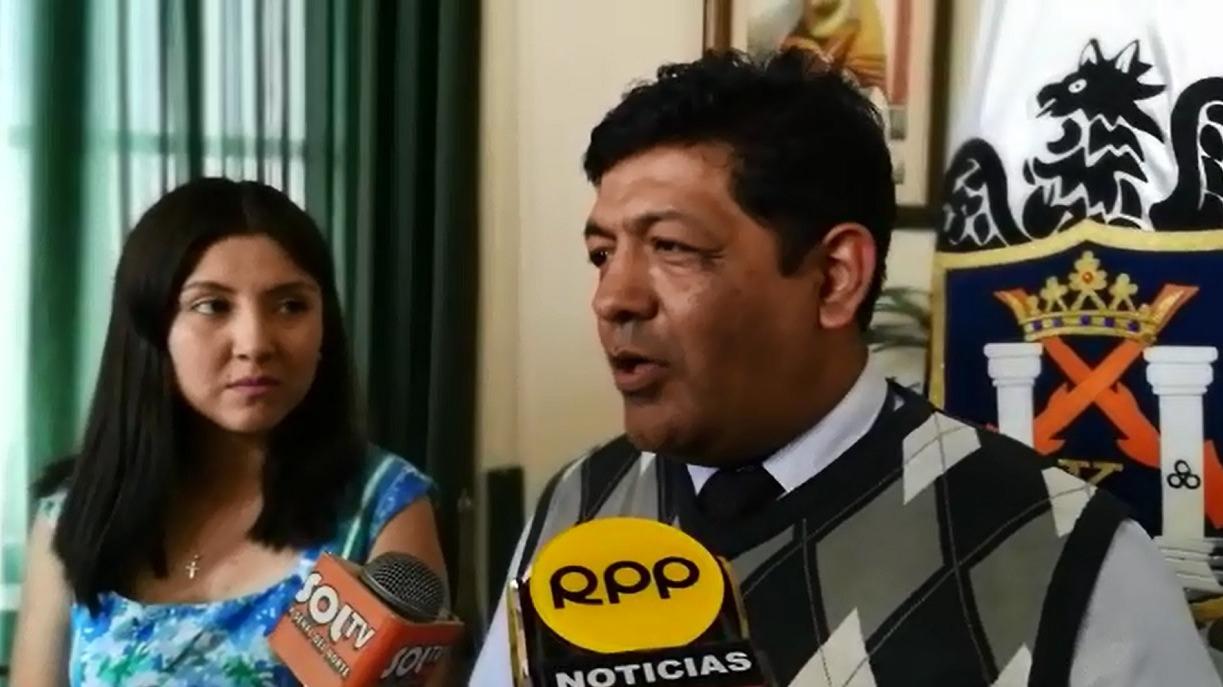 El procurador municipal Jorge Seminario señaló que cualquier medida que inicie el Club Libertad en adelante será para dilatar el proceso.