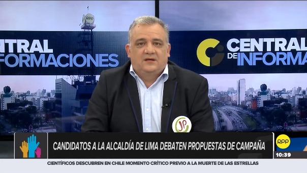Gustavo Guerra García en RPP.