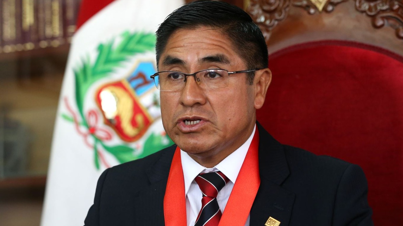 El suspendido juez supremo comentó que él sugirió a Pedro Chávarry reunirse con periodistas para lograr la fiscalía de la Nación.