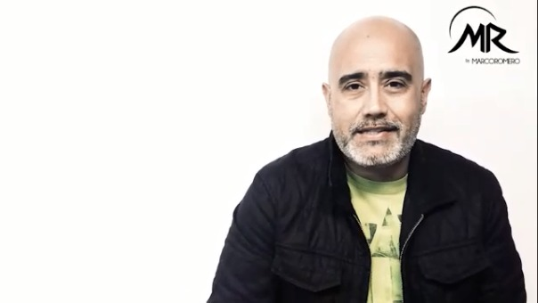 El cantante Marco Romero es uno de los tantos artistas que han visto vulnerado sus derechos por inescrupulosos políticos.