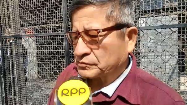 Dirigente Egusquiza pidió subrogación de la administración judicial del Grupo Coali SAC.