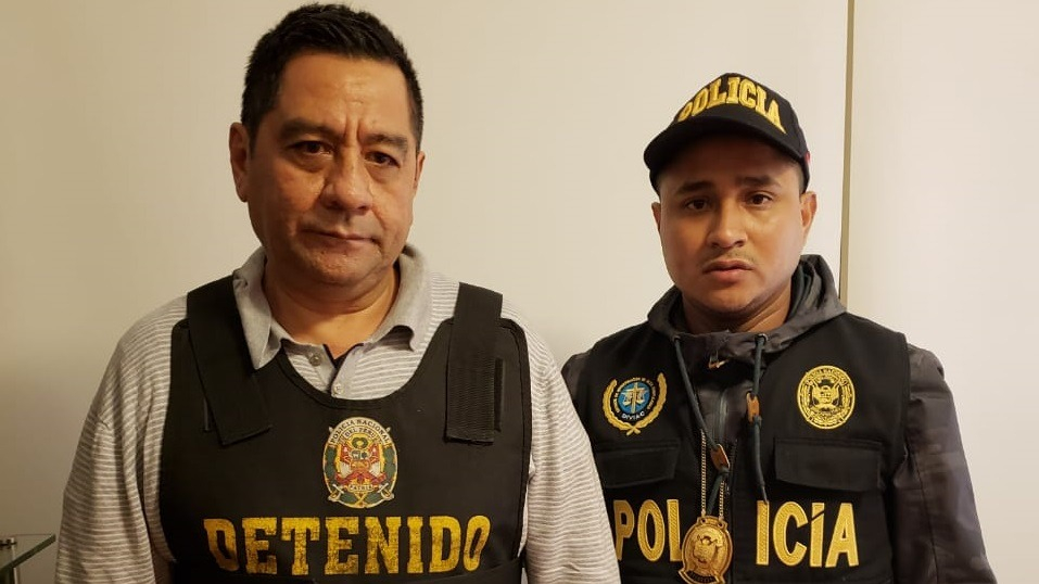 Cavassa, presunto integrante de la organización criminal 'Los Cuellos Blancos del Puerto', aseguró que sí asesoró al partido Peruanos por el Kambio.