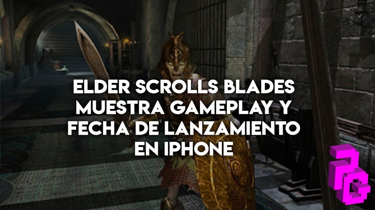 Blades ostenta un asombroso apartado gráfico considerando su naturaleza de juego móvil.