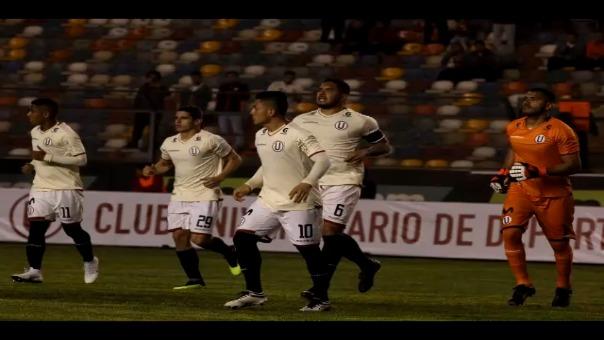 Universitario de Deportes tiene 34 puntos en la tabla del acumulado.