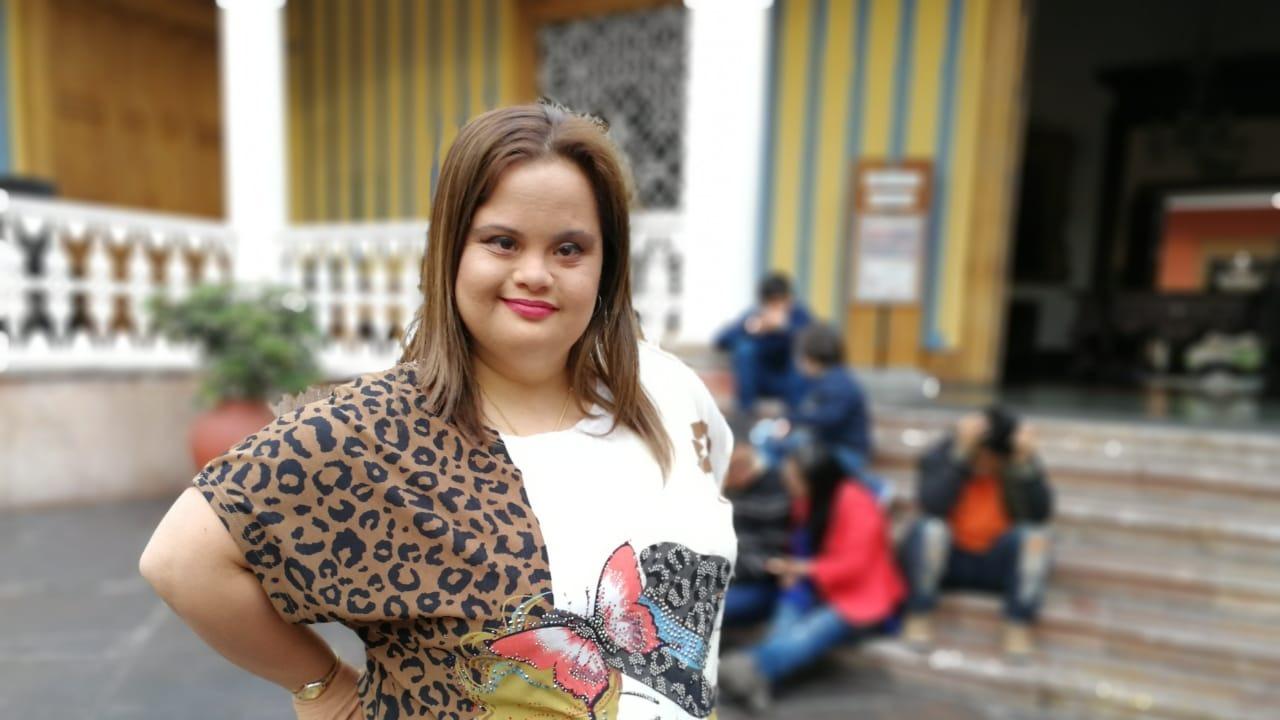 Alexandra Ruiz será coronada como reina de la primavera el próximo 25 de setiembre en la Casa de la Identidad.